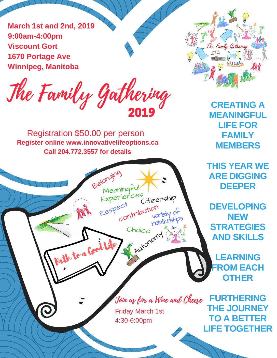 The Family Gathering 2019 Continuity Care